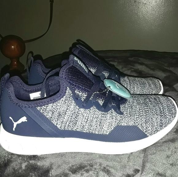 cdcd69bbcd3021 Puma Soft-Foam Knit Sneakers